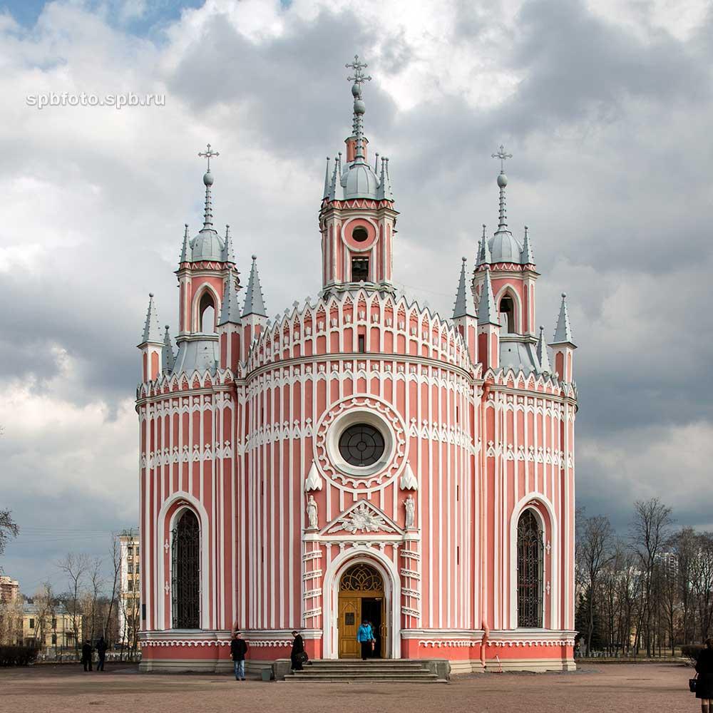 Чесменский собор в санкт петербурге