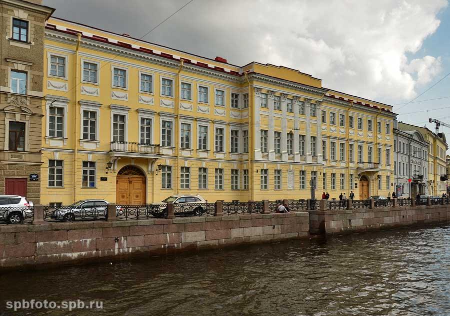 Квартира пушкина наб реки мойки 12